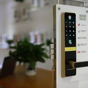 khóa cửa điện tử HBS S8011