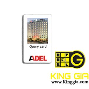 ADEL S70 QUERY CARD