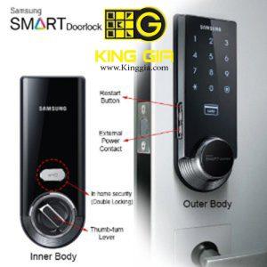khóa điện tử samsung SHS 3321