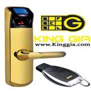 khóa điện tử ADEL us3-6 gold