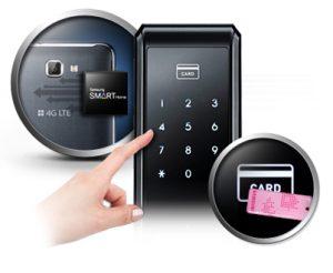 khóa điện tử Samsung p717