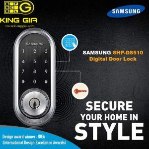 Khóa điện tử Samsung SHP-DS510