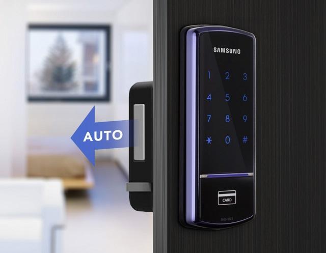 Khóa điện tử Samsung SHS 1321 2