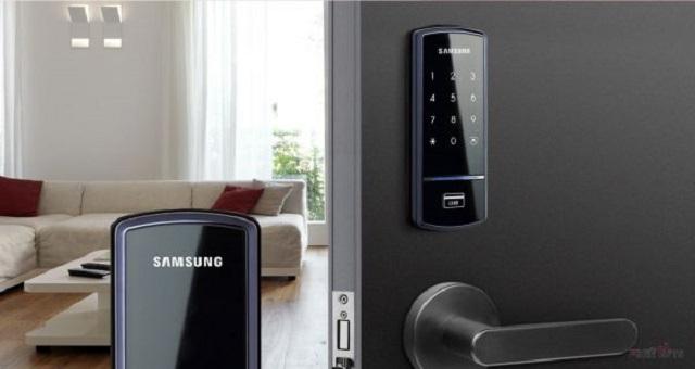 Khóa điện tử Samsung SHS 1321 3
