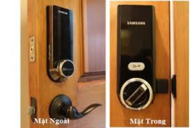 Khóa điện tử Samsung SHS 3321 3