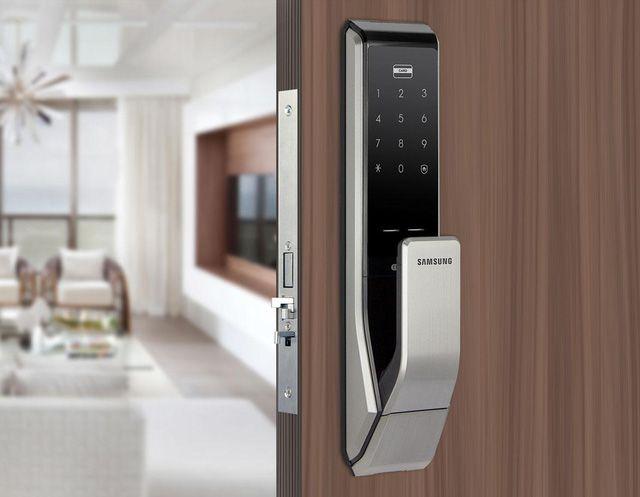 Khóa điện tử Samsung SHP-DP728 1