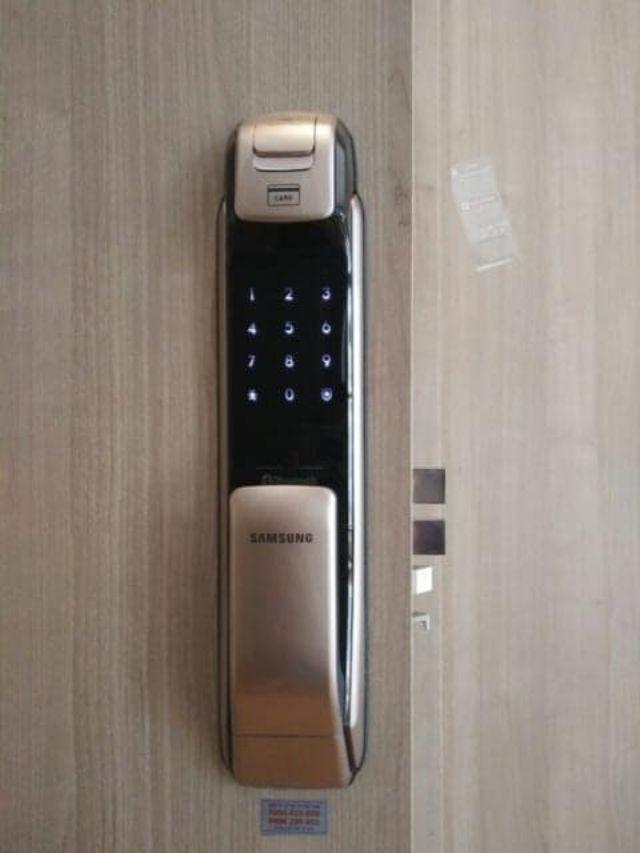 Khóa điện tử Samsung SHP-DP728 4