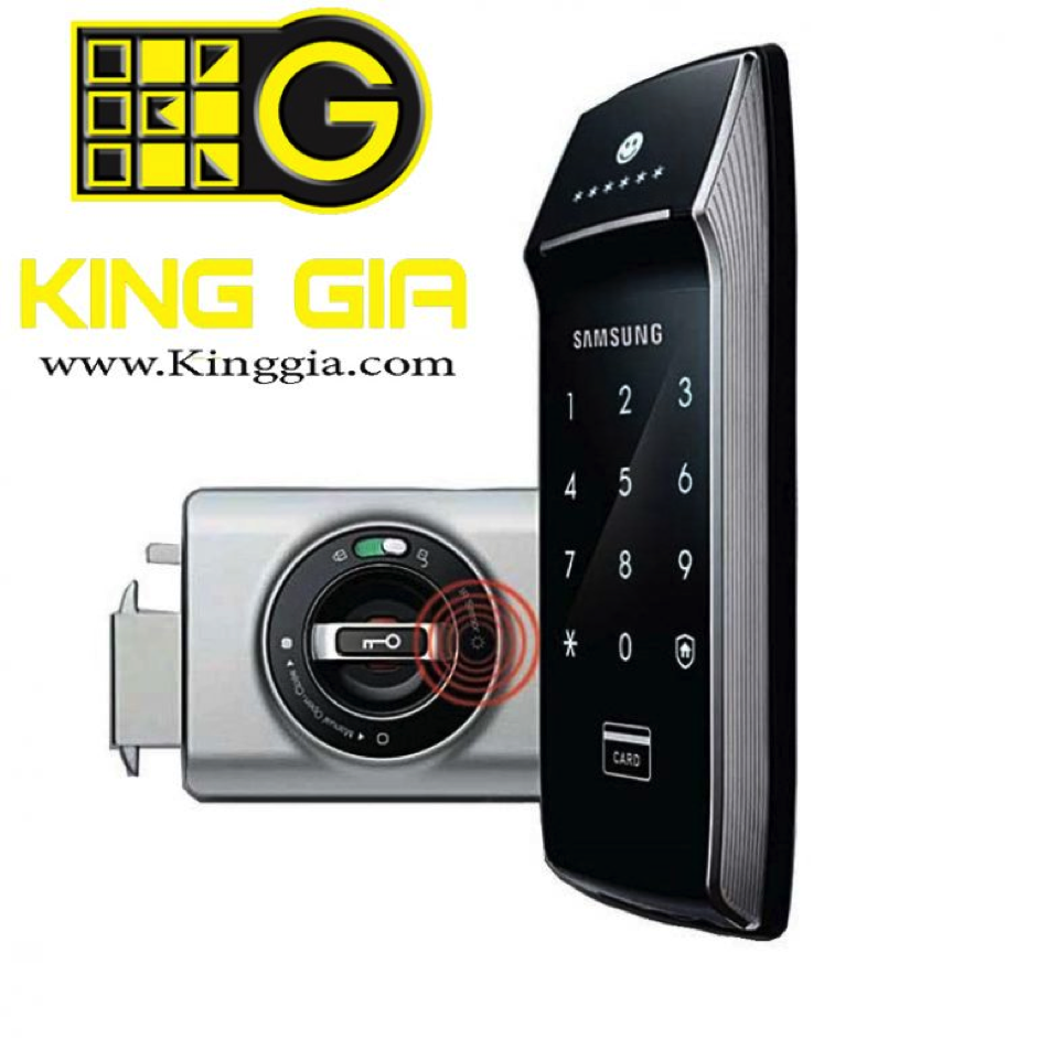 Khóa điện tử Samsung SHS 2320 1