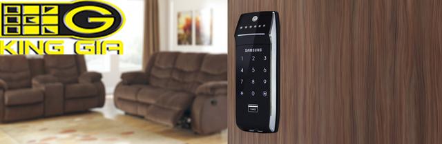 Khóa điện tử Samsung SHS 2320 11