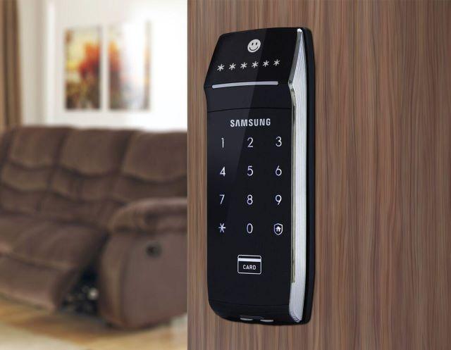 Khóa điện tử Samsung SHS 2320 2