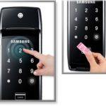 Khóa điện tử Samsung SHS 2320 6