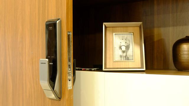 Khóa điện tử Samsung SHS-P717 3