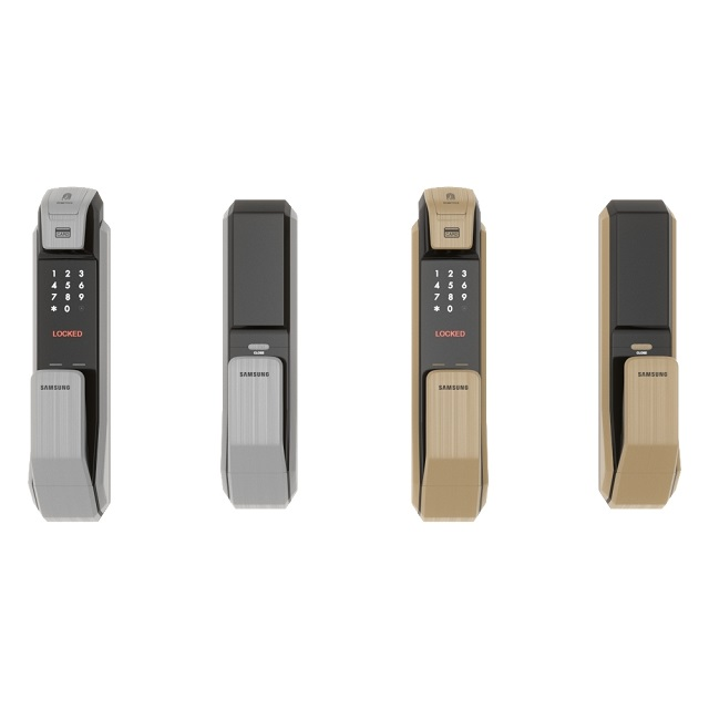 Khóa điện tử Samsung SHS-P718 2