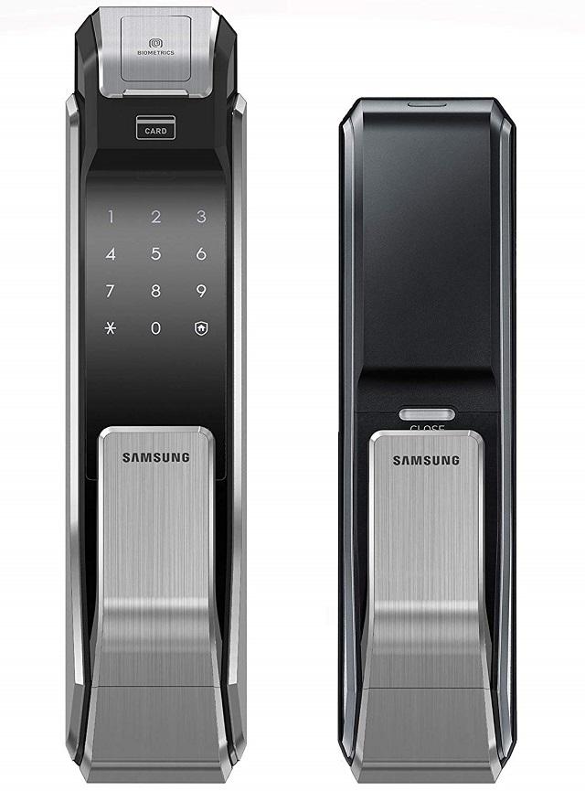 Khóa điện tử Samsung SHS-P718 3
