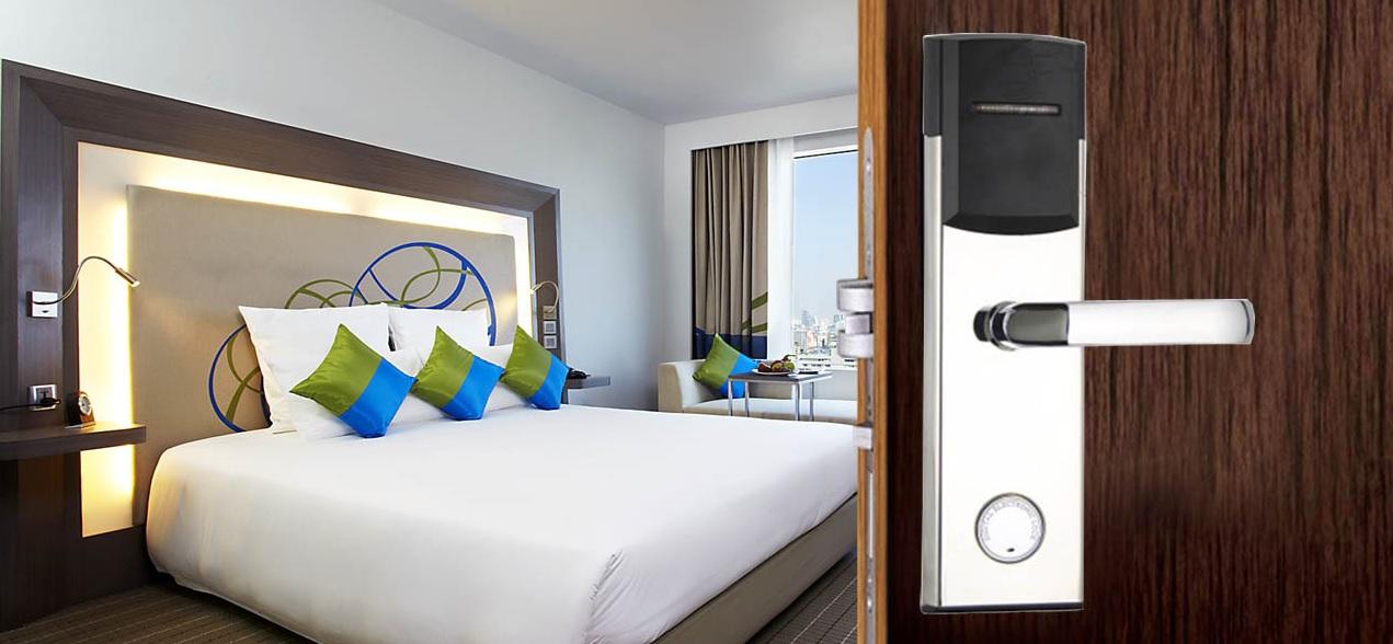 Khóa khách sạn ADEL 737UMFB1800 2