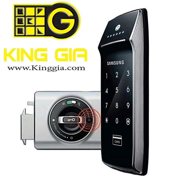 Khoá điện tử SAMSUNG SHS H505 4