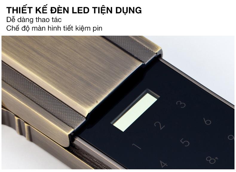 Khóa điện tử KAADAS 6002
