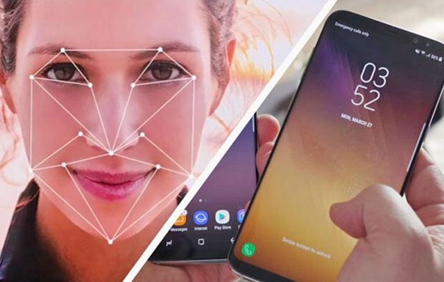Khóa điện tử nhận diện khuôn mặt