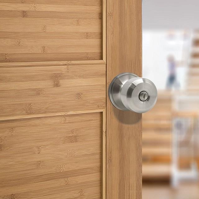 Mua khóa cửa tay nắm tròn ở đâu