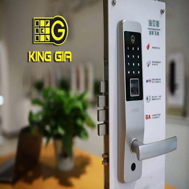 Các loại khóa cửa điện tử có tính năng bảo vệ vượt trội