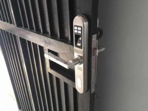 Ưu nhược điểm của khóa cổng vân tay