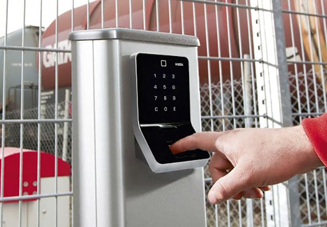Tiêu chí chọn khóa cổng vân tay ngoài trời