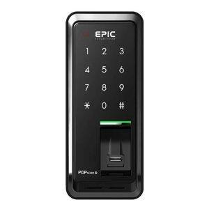Khóa cửa điện tử bằng vân tay EPIC POPSCAN