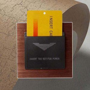 Nguyên lý hoạt động của công tắc thẻ từ khách sạn