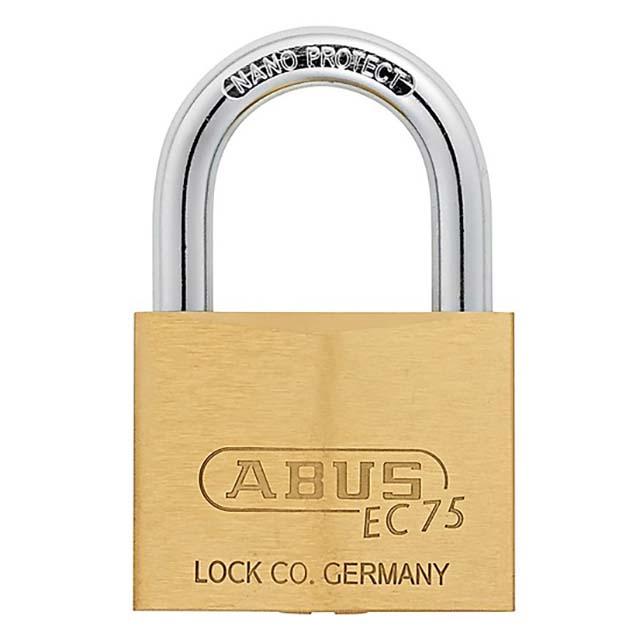 Ổ khóa Đồng 75 Series ABUS (60mm)