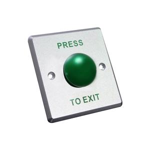 Nút bấm cửa hệ thống kiểm soát ra vào bằng vân tay 2
