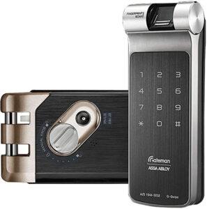 khóa điện tử gatemam G-swipe