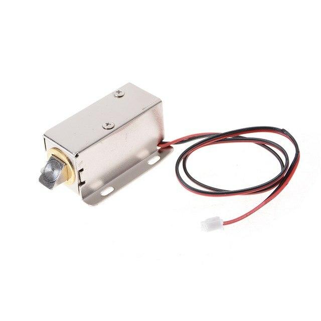 Khóa Chốt Điện Solenoid Lock LY-03
