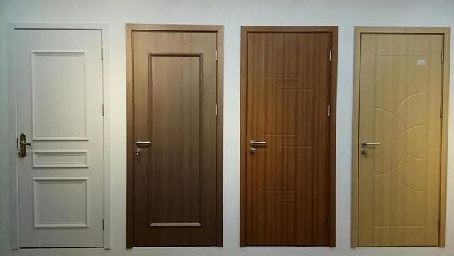 Cửa nhựa gỗ Composite Panel