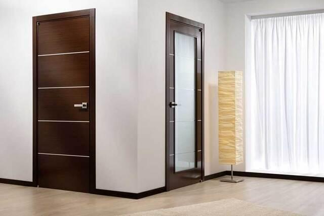 Mẫu cửa nhựa gỗ Composite 4