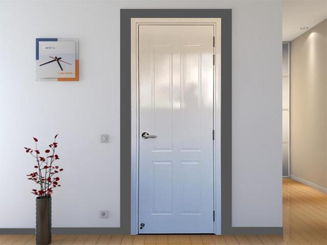 ứng dụng của cửa nhựa gỗ composite