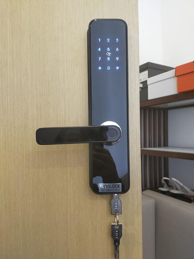 giải pháp khóa điện tử homestay 4