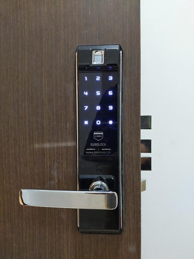 giải pháp khóa điện tử homestay 5