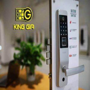 khóa điện tử King Gia