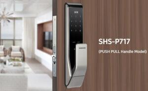 Khóa điện tử Samsung SHS-P717-1