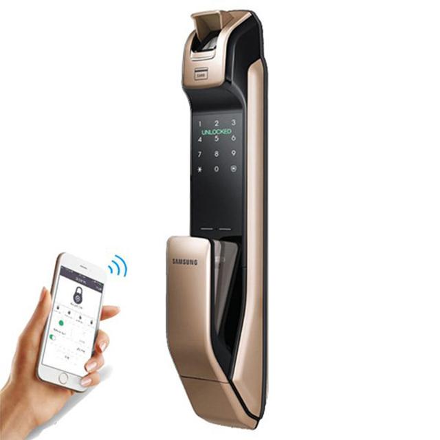 Khóa điện tử Samsung SHS-P717-2