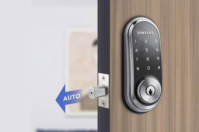 khóa điện tử xách tay không kiểm tra được nguồn gốc